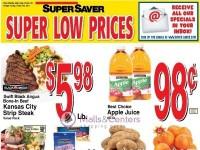 Super Saver (Weekly Specials) Flyer