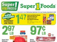 Super1Foods (Special Offer - LA) Flyer