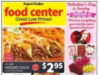 SuperDollar Food Center (Great low Prices) Flyer