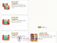 Supervalu Food Stores (Coupon offer) Flyer