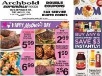Supervalu Food Stores (Special Offer) Flyer