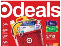 Target (A Basket Of Low Prices) Flyer