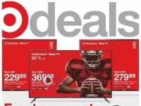 Target (Amazing Deals) Flyer