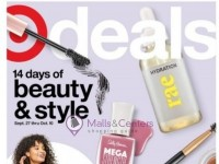 Target (Beauty And Style) Flyer