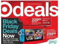 Target (Black Friday Deals) Flyer
