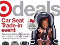 Target (Car Seat Trade In Event) Flyer