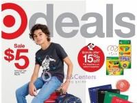 Target (Hot Deals) Flyer