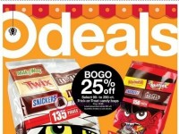 Target (Hot Deals) Flyer