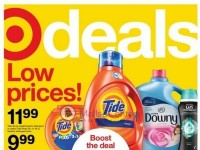 Target (Low Prices) Flyer