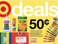 Target (Lower Prices And Great Deals) Flyer