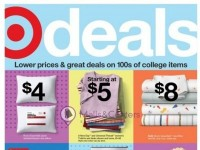 Target (Lowest Prices And Great Deals) Flyer