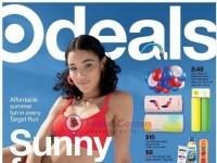 Target (Sunny Faves) Flyer