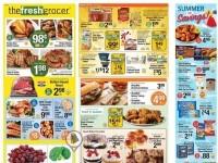 The Fresh Grocer (Summer Of Savings) Flyer