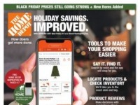 The Home Depot (Black Friday Specials) Flyer
