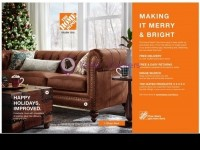 The Home Depot (Holiday Catalog) Flyer