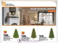The Home Depot (Holiday Decoration) Flyer