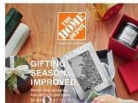 The Home Depot (Holiday Gift) Flyer