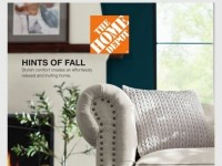 The Home Depot (Home Depot Fall Decor Catalog) Flyer