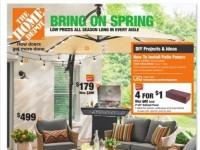 The Home Depot (Hot Deals) Flyer