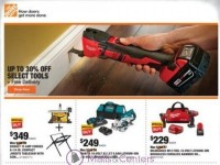 The Home Depot (Hot Deals) Flyer