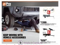 The Home Depot (Shop pro) Flyer