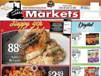 The Markets (Special Offer) Flyer