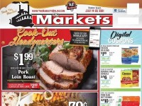 The Markets (Weekly Specials) Flyer