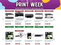 Tiger Direct (Print Week) Flyer