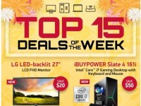 Tiger Direct (Top 15 deals Of The Week) Flyer