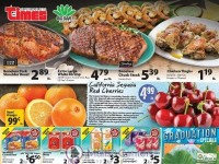 Times Supermarkets (Special Offer - Maui and Kauai) Flyer