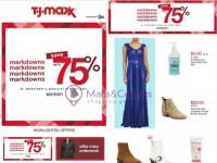 T.J.Maxx (Hot Deals) Flyer