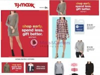 T.J.Maxx (Special offer) Flyer