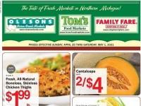 Tom's Food Markets (Special Offer) Flyer