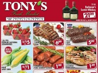 Tony's Fresh Market (Special Offer) Flyer