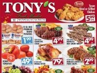 Tony's Fresh Market (Special Offer) Flyer