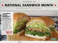 United Markets (National Sandwich Month) Flyer