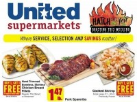 United Supermarkets (Special Offer) Flyer