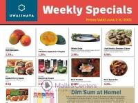 Uwajimaya (Weekly Specials) Flyer
