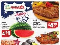 Vallarta (Weekly Specials) Flyer