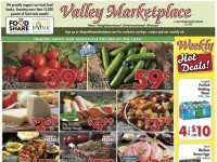 Valley Marketplace (Special Offer) Flyer