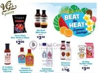 VG's Grocery (Beat The Heat Summer Savings) Flyer