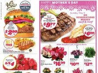 VG's Grocery (Happy Mother's Day) Flyer
