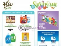VG's Grocery (Spring Sale) Flyer