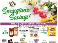 VG's Grocery (Springtime Savings) Flyer