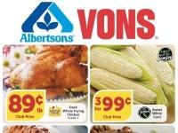 Vons (Special Offer) Flyer