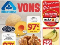 Vons (Special Offer) Flyer