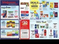 Walgreens (Deals Of The Week) Flyer