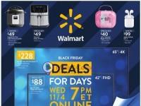 Walmart (Black Friday Ad) Flyer