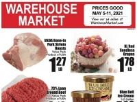 Warehouse Market (Weekly Specials) Flyer