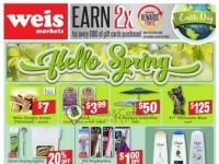 Weis Markets (Monster deals) Flyer